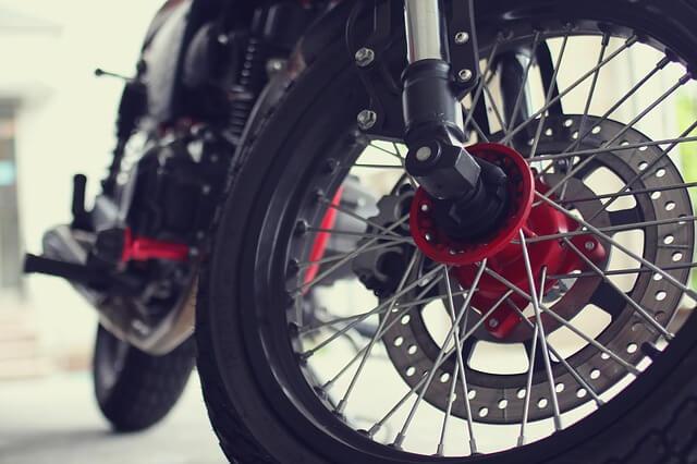Bloccadisco moto